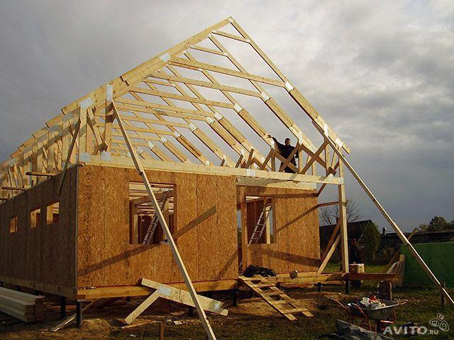 Строительство каркасных домов. добавить объявление